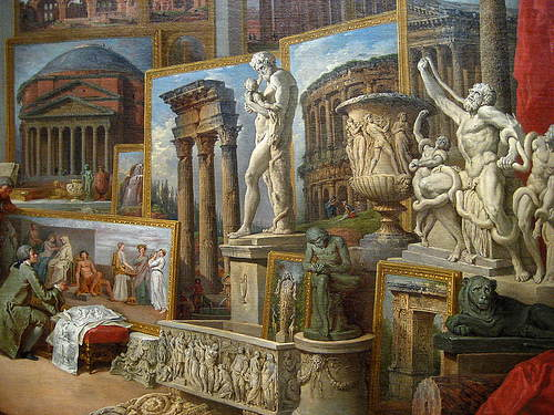Ancient greek and roman architecture essays